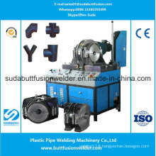 *Workshop HDPE Pipe Fittings Welding Machine 90mm/315mm